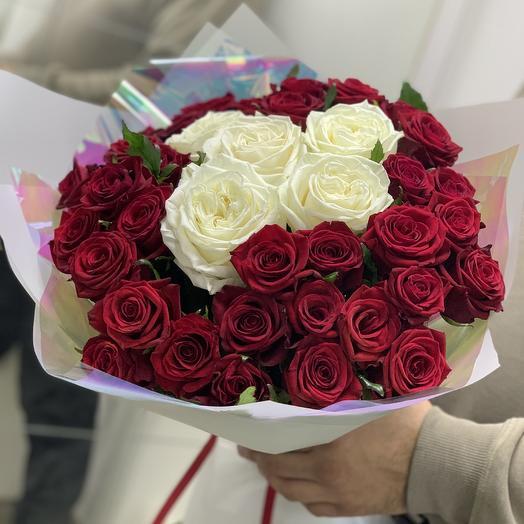 Ты- мое ВСЕ: букеты цветов на заказ Flowwow