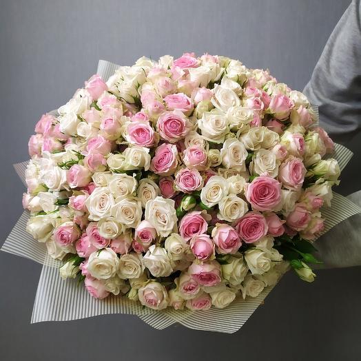 Британия: букеты цветов на заказ Flowwow