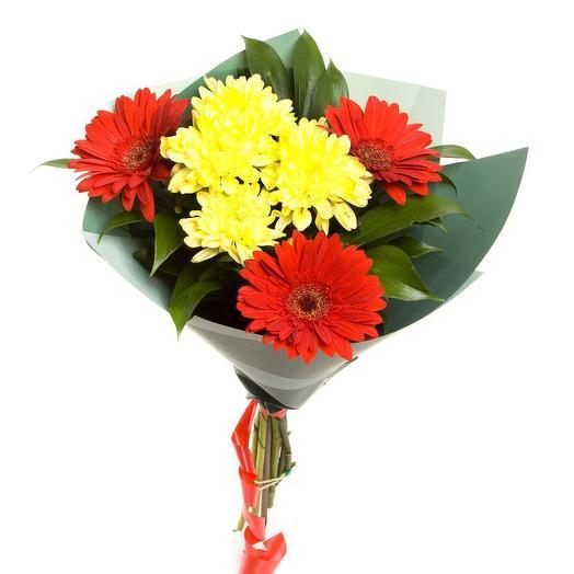 Букет  9603: букеты цветов на заказ Flowwow