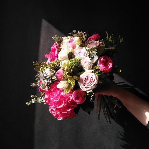 """Букет """"Маркиза"""": букеты цветов на заказ Flowwow"""