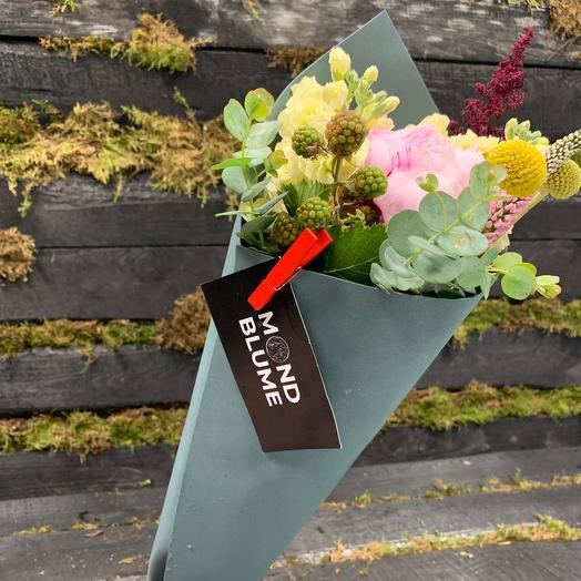 Букет Must Have: букеты цветов на заказ Flowwow