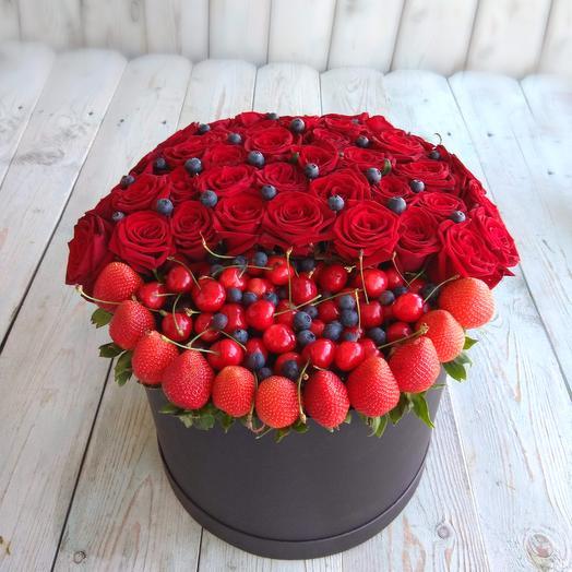 Розы Ягоды