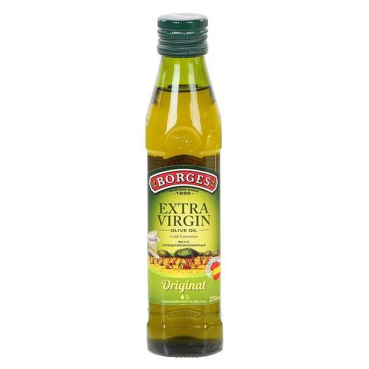 Масло оливковое borges extra virgin original 250 мл