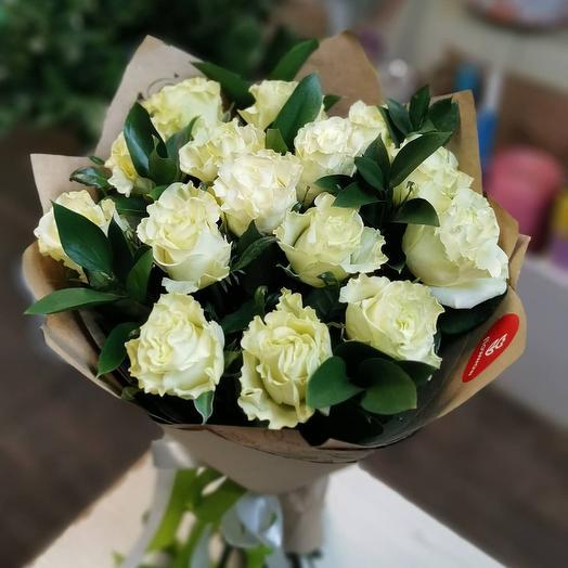 Букет из роз Мондиаль