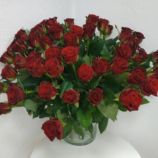 49 Шикарных роз
