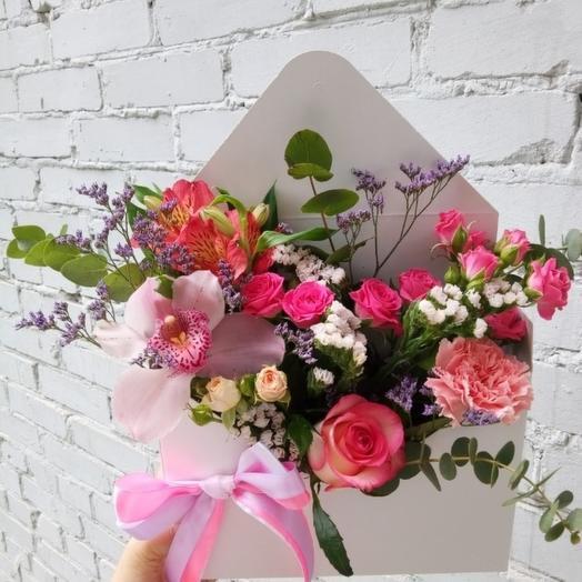 Flower message