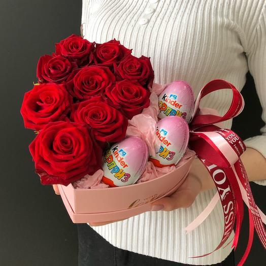 FlowersLab - «Моей сладкоежке»
