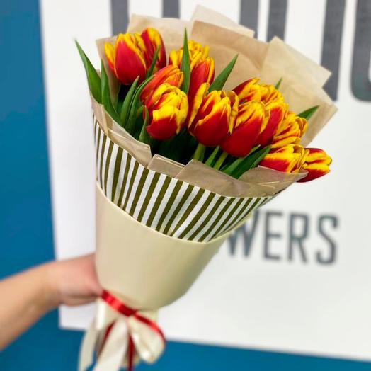 Тюльпаны в Ретро