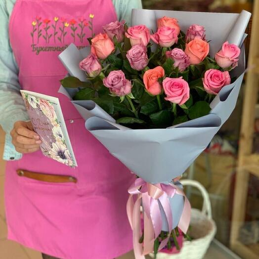 Монобкент из Крымской розы