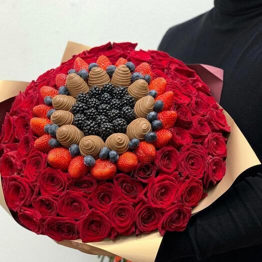 Букет «Цветочный»