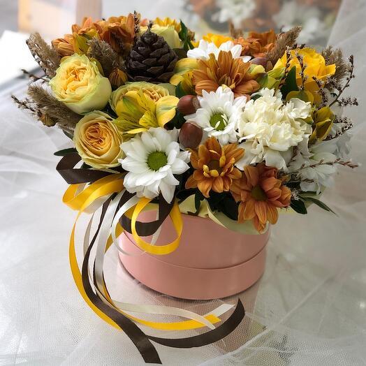 Коробка «Осенний день»