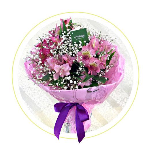Букет Полет: букеты цветов на заказ Flowwow