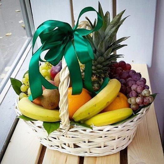 Витаминный заряд / Vitamin charge: букеты цветов на заказ Flowwow