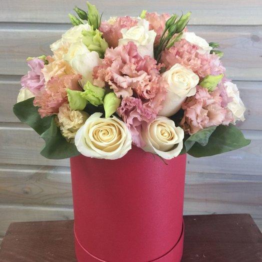В пудре: букеты цветов на заказ Flowwow