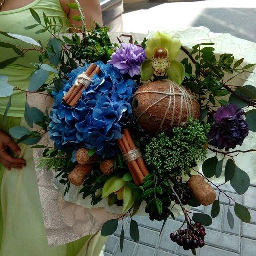 Мадагаскар: букеты цветов на заказ Flowwow