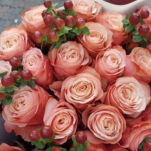 Мокко: букеты цветов на заказ Flowwow