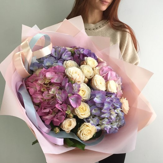 Великолепие: букеты цветов на заказ Flowwow