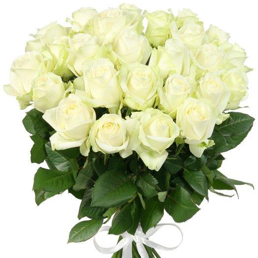 """25 white roses"""", Avalani"""""""