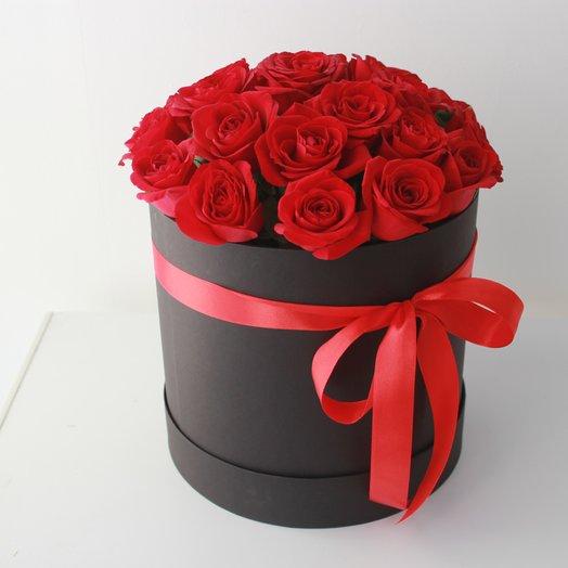 Алый восторг: букеты цветов на заказ Flowwow