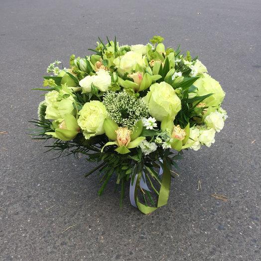 В городе зима: букеты цветов на заказ Flowwow