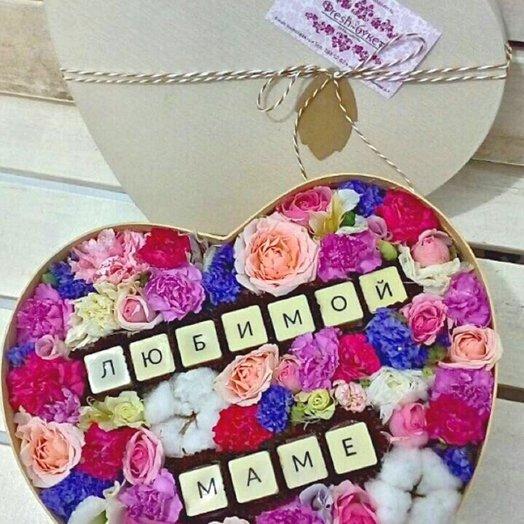Для любимой мамы: букеты цветов на заказ Flowwow