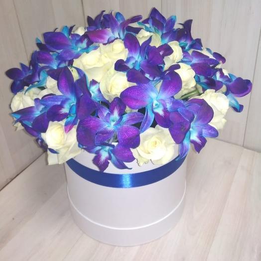 Анатомия страсти: букеты цветов на заказ Flowwow