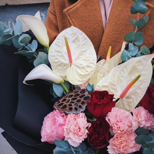 """Букет """"День X"""": букеты цветов на заказ Flowwow"""
