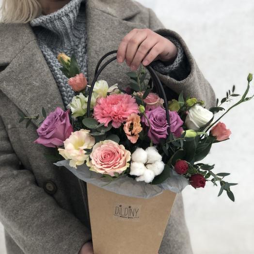 Зауре: букеты цветов на заказ Flowwow