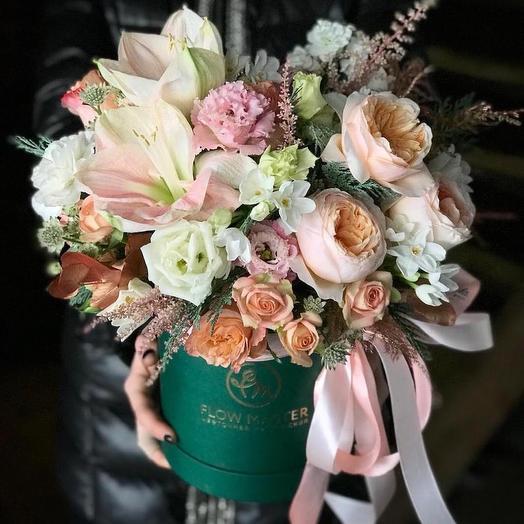 Персиковый щербет: букеты цветов на заказ Flowwow
