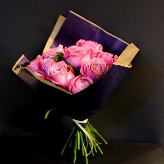 Английская роза: букеты цветов на заказ Flowwow