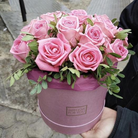 Коробка 24: букеты цветов на заказ Flowwow