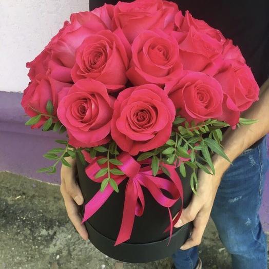 Коробка 41: букеты цветов на заказ Flowwow