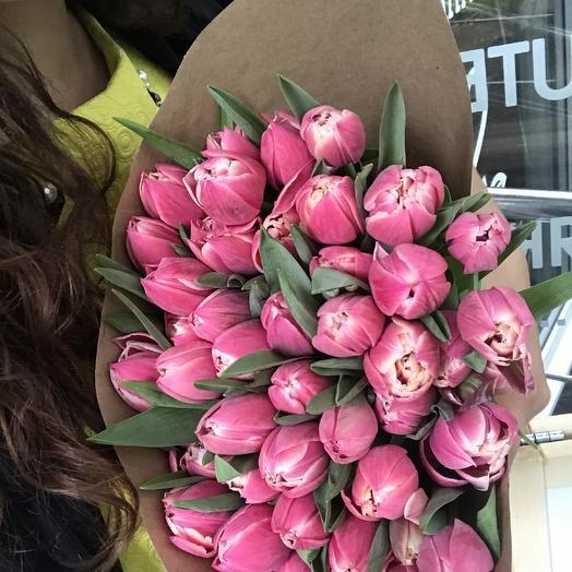Тюпаномания: букеты цветов на заказ Flowwow