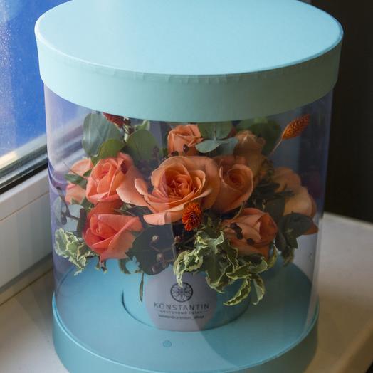 Аквариум 1: букеты цветов на заказ Flowwow