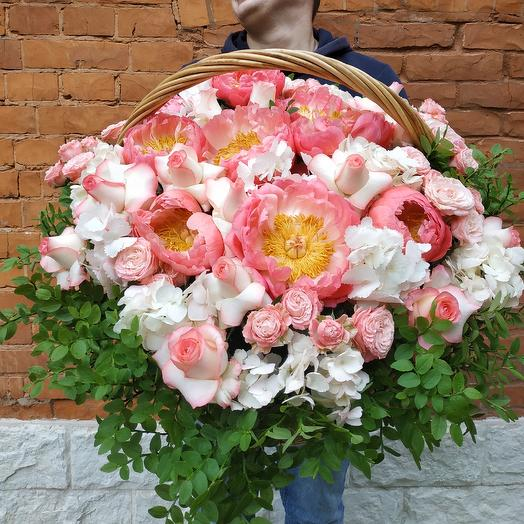 Вновь и вновь, это любовь: букеты цветов на заказ Flowwow