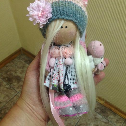 Маленькая девочка Милашка: букеты цветов на заказ Flowwow