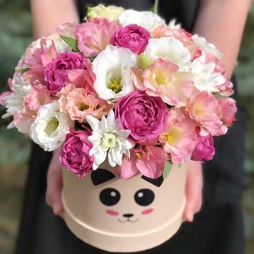 Пандао: букеты цветов на заказ Flowwow
