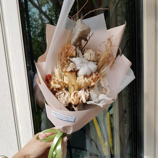 Интерьерный букет номер 3: букеты цветов на заказ Flowwow