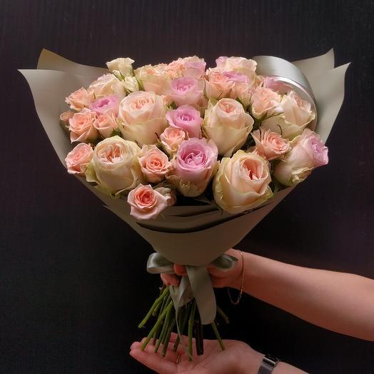 Breathe of love: букеты цветов на заказ Flowwow