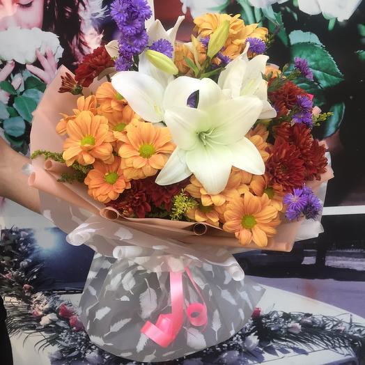 Букет «Весна»: букеты цветов на заказ Flowwow