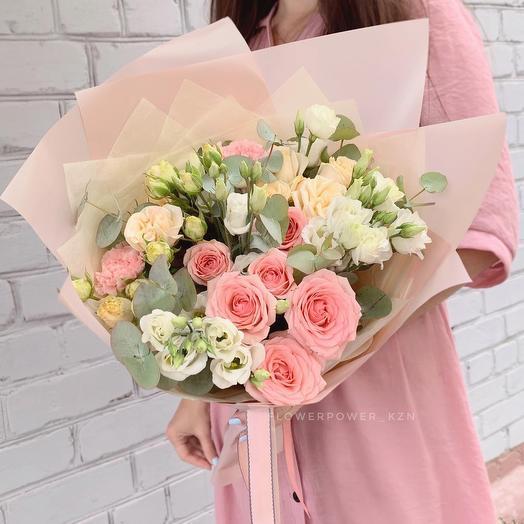 Заглядение: букеты цветов на заказ Flowwow