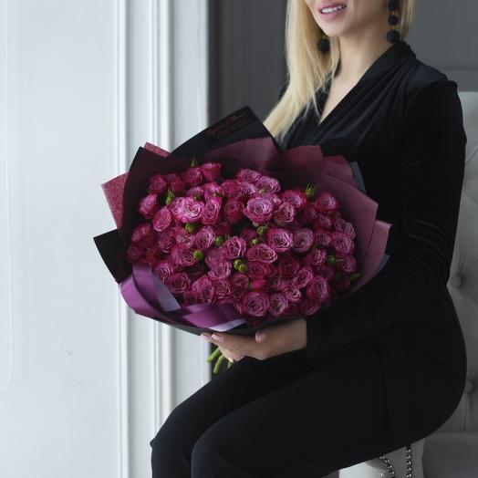 Букет из роз Кайли