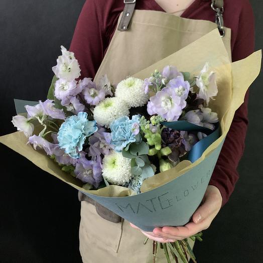 Иней: букеты цветов на заказ Flowwow