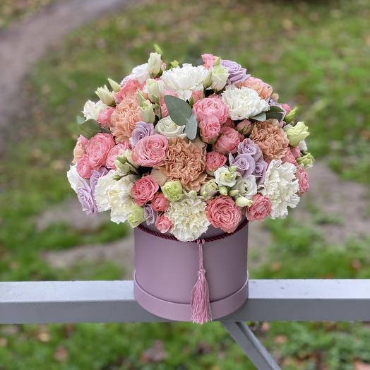 Team Box: flowers to order Flowwow