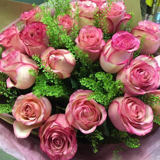 Роща роз: букеты цветов на заказ Flowwow