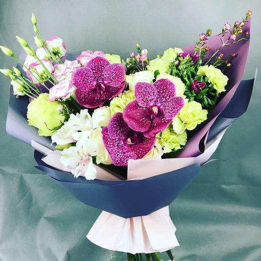 Монте Карло: букеты цветов на заказ Flowwow