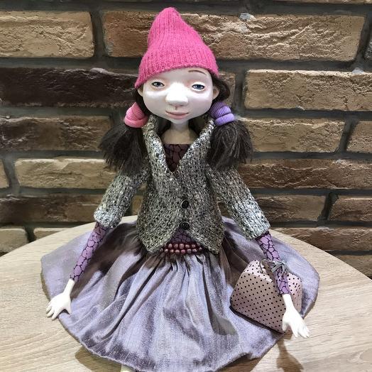 Авторская кукла МАРИМА: букеты цветов на заказ Flowwow