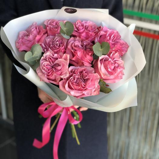 Букет из роз Кантри блюз