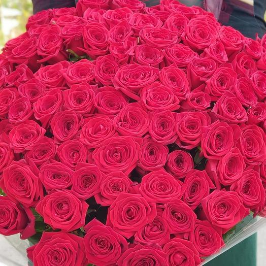 101 ароматная роза арт76