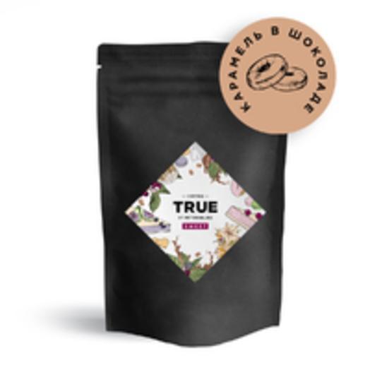 Со вкусовыми добавками Кофе с ароматизатором «Карамель в шоколаде» 1 кг